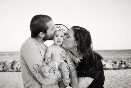 Family Beach Photographer : Dauphin Island, AL : Sasha Stanley Photography